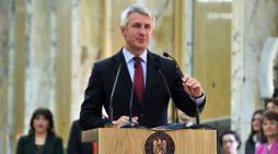 Eugen Teodorovici: Poate domnul președinte ne împărtășește cum a organizat el pe datorie Summitul celor Trei Mări