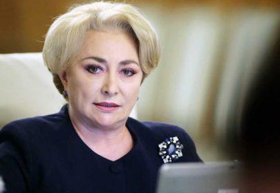 Dancila: Astăzi adoptăm bugetul pe 2019