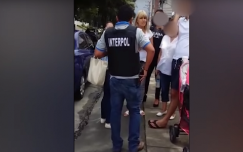 Video: Elena Udrea și Alina Bica, retinute de Interpol în Costa Rica