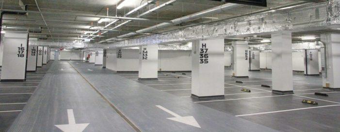 Ramnicu Valcea: De la 1 noiembrie, parcarea subterană din Zona Centrală nu mai este gratuită