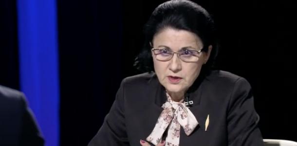 Ecaterina Andronescu, noul ministru al Educației