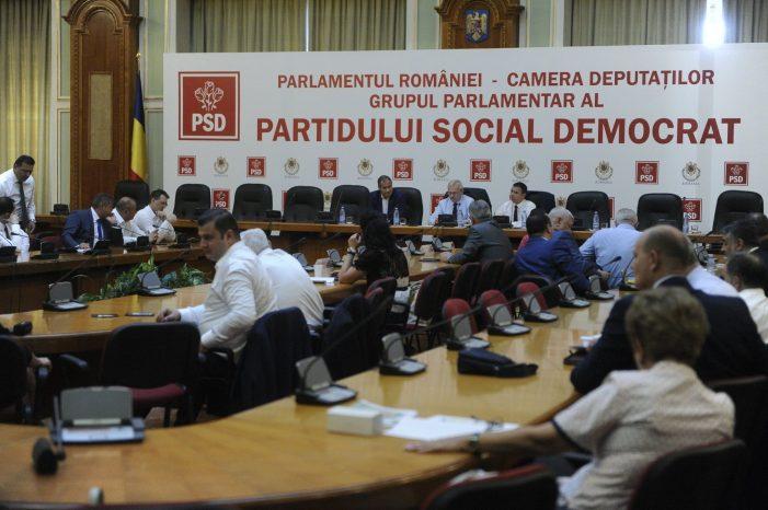 Liderii PSD au stabilit calea de urmat pentru Congres