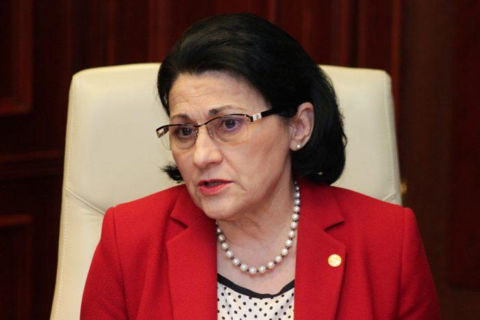 Ecaterina Andronescu, in asteptare unui nou mandat la Educație