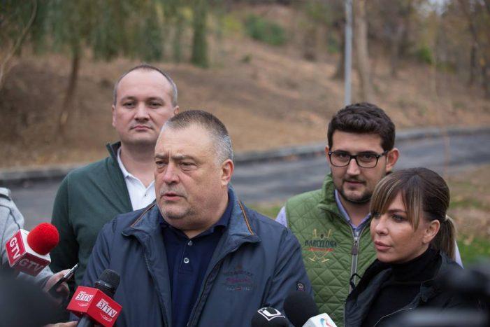 Mihail Genoiu: Am redat craiovenilor Parcul Hanul Doctorului