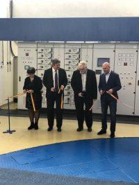 Hidroelectrica a finalizat retehnologizarea Hidroagregatului 1 de la CHE Călimănești