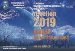 revelion 2019 craiova, muzica