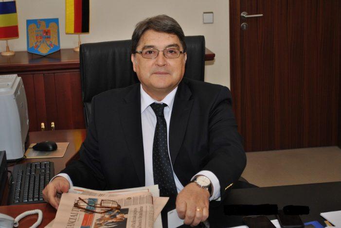 Ambasadorul Emil Hurezeanu, scrisoare catre Deutsche Presse Agentur