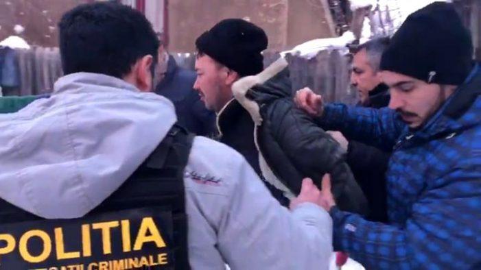 Dolj: Detinutul evadat dintr-un penitenciar din Craiova, prins la Calopar