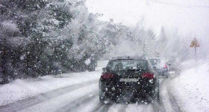 ANM, doua zile de ninsori in aproape toata tara