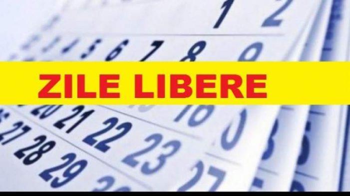 Guvernul a decis: 24 si 31 decembrie, zile libere