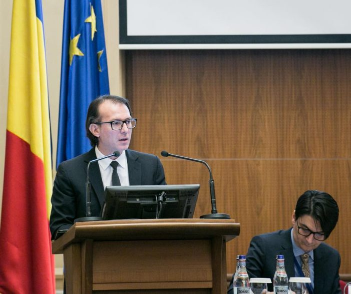 Florin Cîţu: PSD+ALDE duc Romania intr-o criza valutara