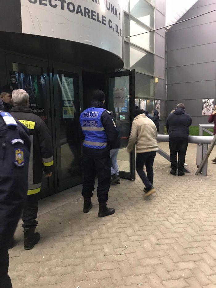 Măsuri de ordine publică asigurate de Inspectoratul de Jandarmi Judeţean Dolj la manifestările organizate în judeţul Dolj, în perioada 20 – 21 aprilie