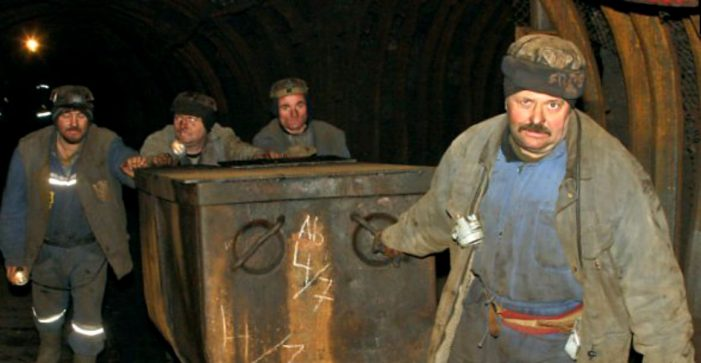 Minerii de la Jilt Sud au reluat activitatea