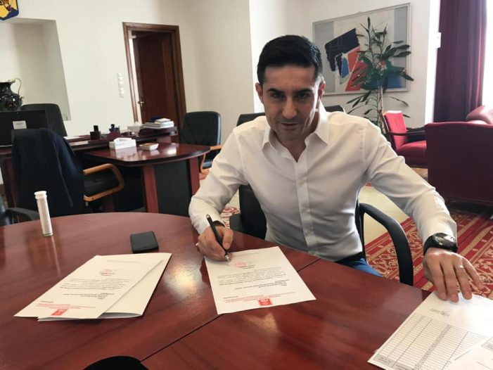 Claudiu Manda: Organizația PSD Dolj este pregătită să obțină la europarlamentare peste 130.000 voturi