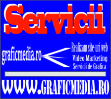 grafic media, site uri craiova