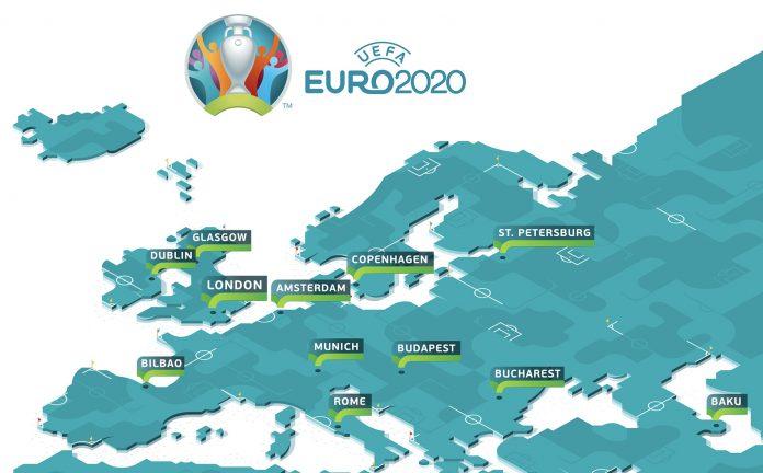 UEFA lansează procesul de candidatură vizând pachetele de sponsorship la nivel național pentru UEFA EURO 2020™