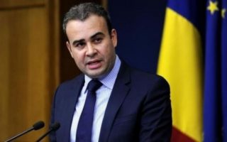 Darius Vâlcov și-a depus demisia din Guvern