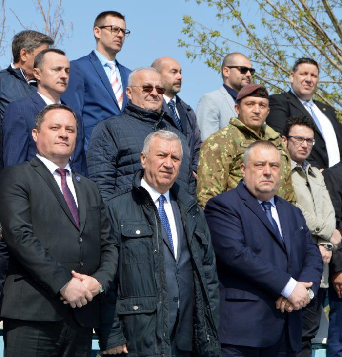 Mesajul președintelui Consiliului Județean Dolj, Ion Prioteasa,  cu prilejul Zilei Jandarmeriei Române