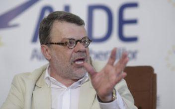 Daniel Barbu, audiat în dosarul trezorierului Mircea Draghici
