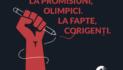La promisiuni, olimpici. La fapte, corigenți