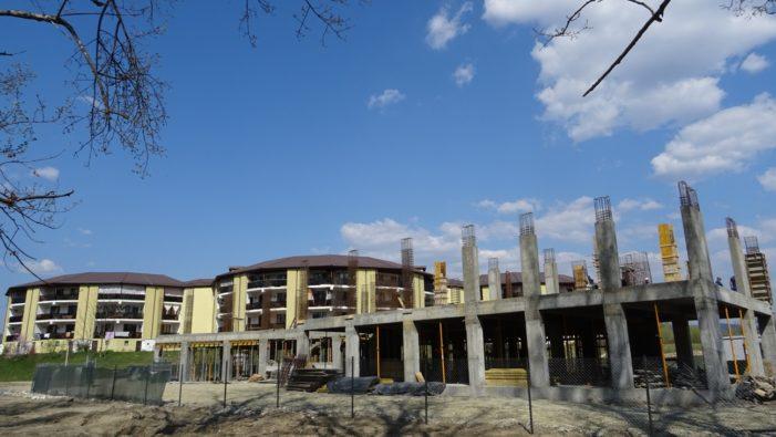 O nouă grădiniţă finanţată prin PNDL se construieşte în zona Ostroveni