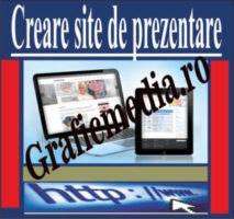 creare site craiova, grafic media