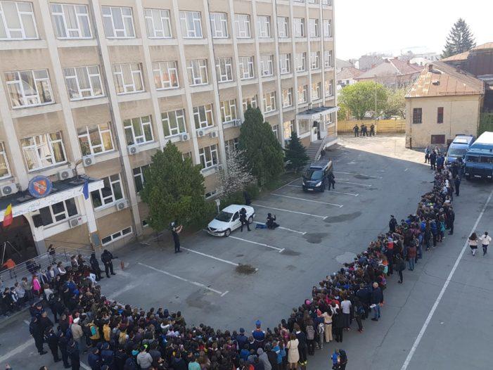 Ziua Portilor Deschise la Inspectoratul de Jandarmi Judetean Dolj