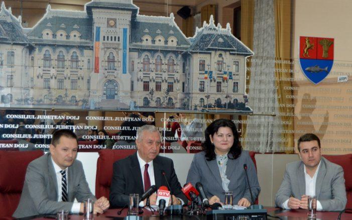 CJ Dolj a semnat contractul de finantare pentru reabilitarea termică a clădirii în care funcționează Clinicile de Oncologie și Dermatologie din cadrul Spitalului Clinic Județean de Urgență Craiova