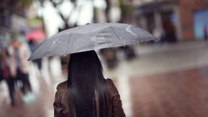 Cod galben de ploi in Oltenia