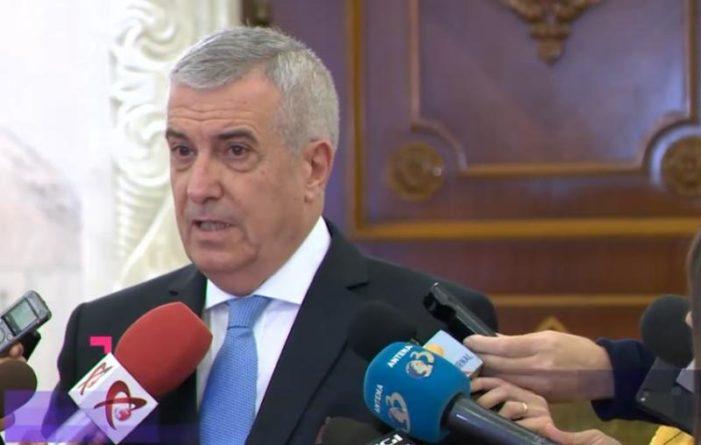 """Tariceanu, mesaj de Ziua Presei:""""O țară cu o presă slăbită e o țară vulnerabilă, iar acest lucru e mai grav decât căderea bursei sau o epidemie"""