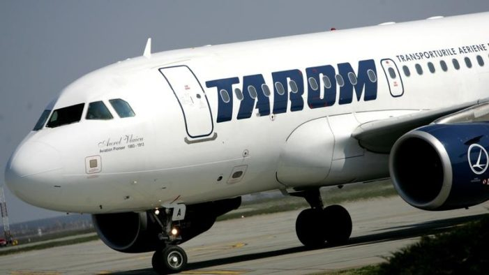 Percheziții la TAROM