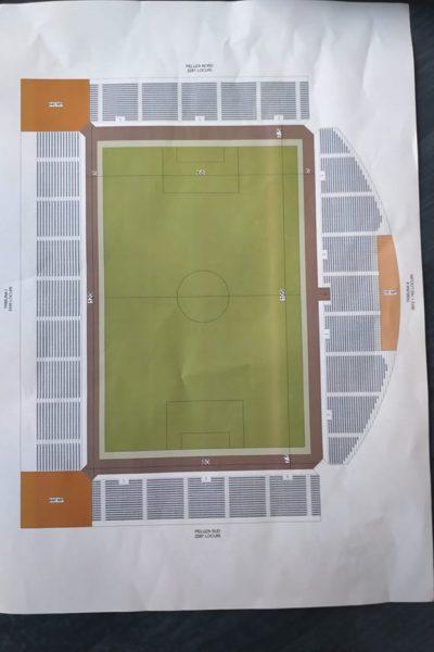 Adrian Mititelu prezinta planul noului stadion