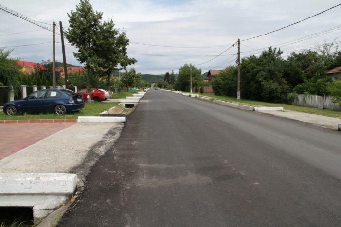 Râmnicu Vâlcea: Campanie intensă de asfaltări în Sudul municipiului