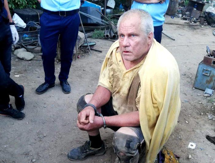 O alta crima savarsita de Gheorghe Dinca, anchetatorii au găsit rămășițe umane într-o pădure de lângă Caracal