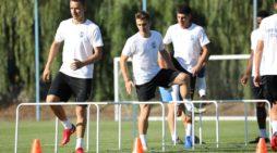 """Bogdan Vătăjelu: """"Un gol la debut ar fi perfect"""""""